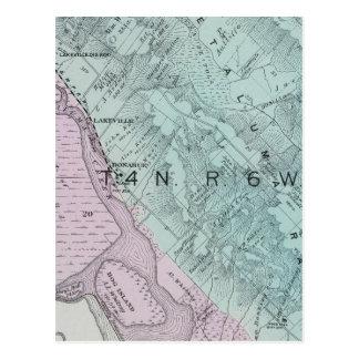 Sonoma County, California 23 Postcard