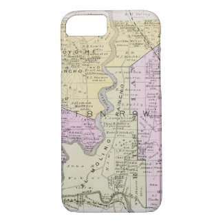 Sonoma County, California 2 iPhone 7 Case