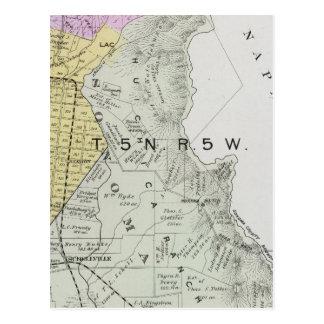 Sonoma County, California 30 Postcard
