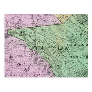 Sonoma County, California 31 Postcard