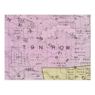 Sonoma County, California 32 Postcard
