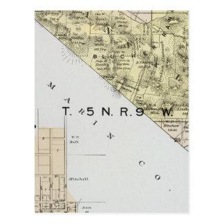 Sonoma County, California 3 Postcard