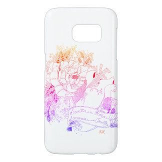 Sonoma Love (Rainbow Ombré) Samsung Galaxy S7 Case