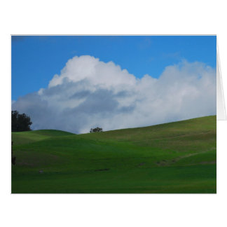 Sonoma Wine Country Large Greeting Card