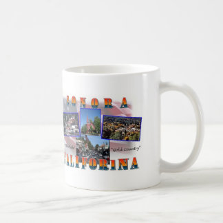 Sonora California Mug