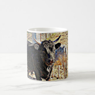 Sonoran Bulls Coffee Mug