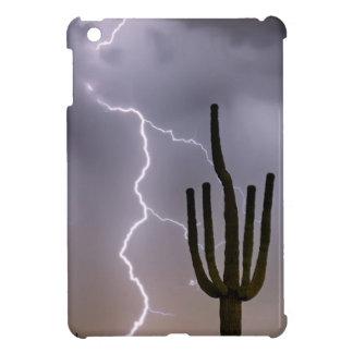Sonoran Desert Monsoon Storming iPad Mini Case