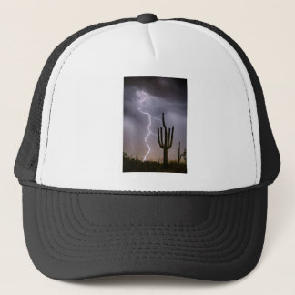 Sonoran Desert Monsoon Storming Trucker Hat