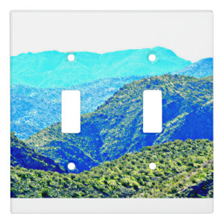 Sonoran Mountains Light Switch Cover