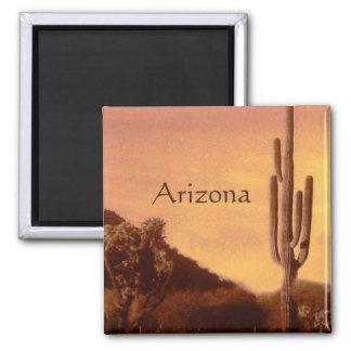 Sonoran sunset, Arizona Magnet