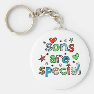 Sons are Special Keychain