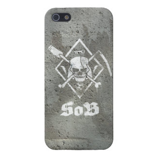 Sons of Ben iPhone5 Case - Spraypaint
