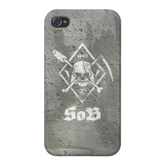 Sons of Ben iPhone 4 case