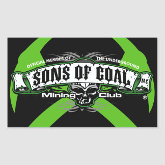 SONS OF COAL MINING CLUB