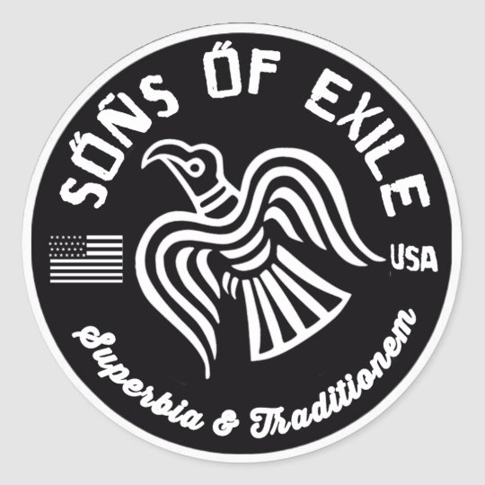 Sons Of Exile Sticker