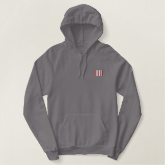 Sons of Liberty Embroidered Top Hoodies