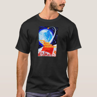 Sons of October-Pioneers of the Universe! T-Shirts