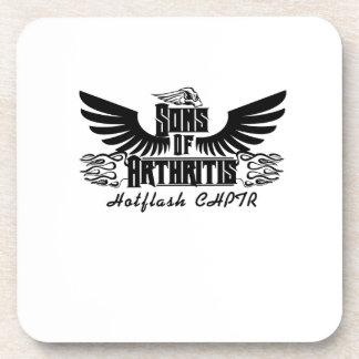 Sons With Arthritis - Arthritis Awareness Coaster