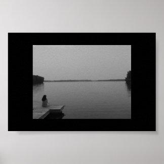 Soo Lake Getaway Poster