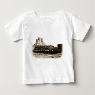 Soo Line Locomotive at Manitowoc on Turntable Baby T-Shirt