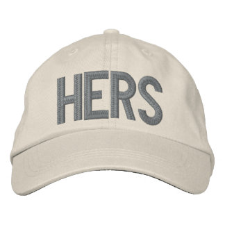 Sooled Hers Embroidered Hat