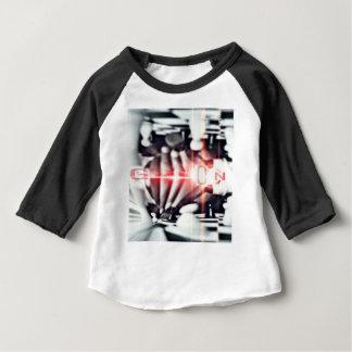 SOOSO VISIONZ CHESS DESIGN BABY T-Shirt
