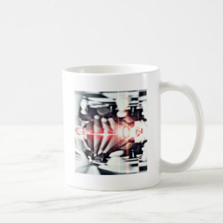 SOOSO VISIONZ CHESS DESIGN COFFEE MUG