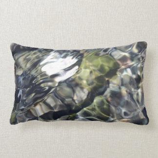 Soothing Water Lumbar Pillow
