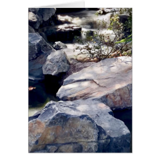 Soothing Waters Card