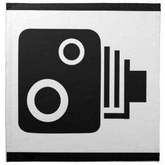 Sopeed Camera Napkin