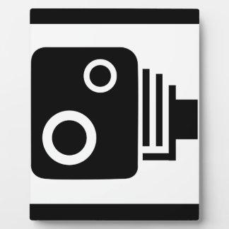 Sopeed Camera Plaque