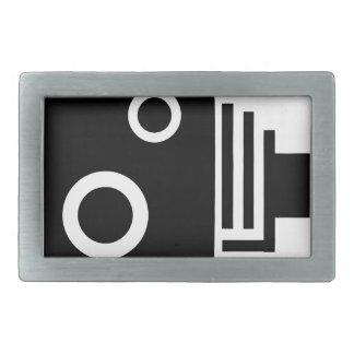 Sopeed Camera Rectangular Belt Buckles