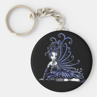 Sophia Blue Tattoo Fairy Keychain