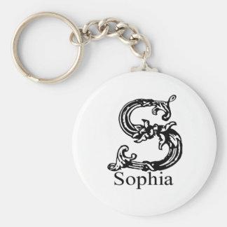 Sophia Keychain