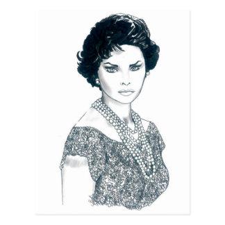 Sophia Postcard