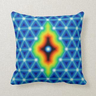 Sophia - Throw Pillow by Vibrata