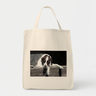 """""""Sophie"""" - English Pointer Tote"""