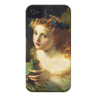Sophie Gengembre Anderson: Take the Fair Face ... iPhone 4 Cover
