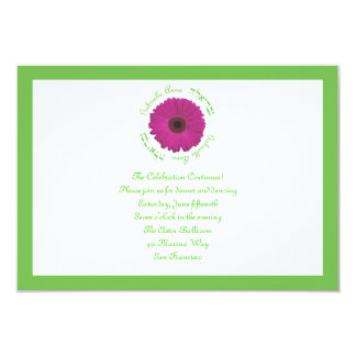 Sophie Rose Small Reception for Square Cards