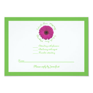 Sophie Rose Small RSVP for Square Cards