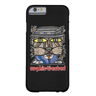 """""""Sophisticated"""" BuddaKats Glossy Phone Case"""