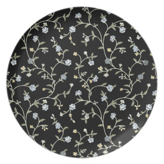 Sophisticated Country Manor Plate