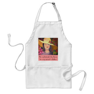Sophisticated Diva Apron
