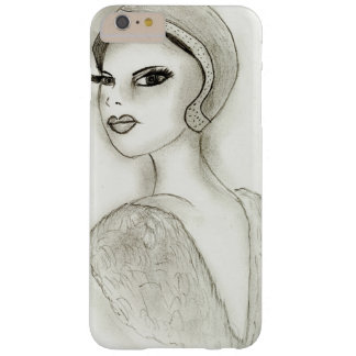 Sophisticated Flapper Barely There iPhone 6 Plus Case