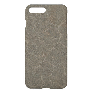 Sophisticated Gray Marble Masculine Design iPhone 7 Plus Case