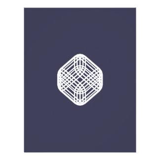 Sophisticated Wire - Indigo Custom Flyer
