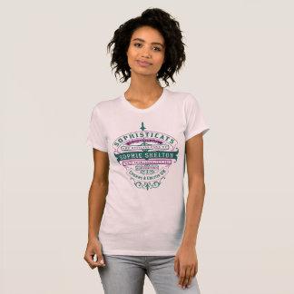 "Sophisticats ""Ribbon Design"" for Women T-Shirt"