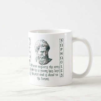 Sophocles Coffee Mug