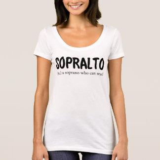 Sopralto T-Shirt