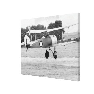 Sopwith Aircraft Taking Off Canvas Print